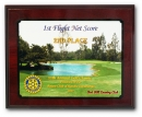 79 HGM Sublimated Plaque